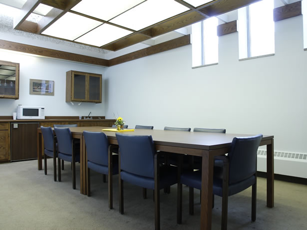 Meeting room at Resurrection College